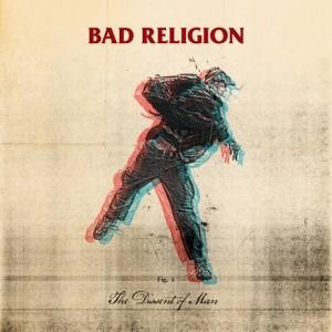 album cover > dissent of man