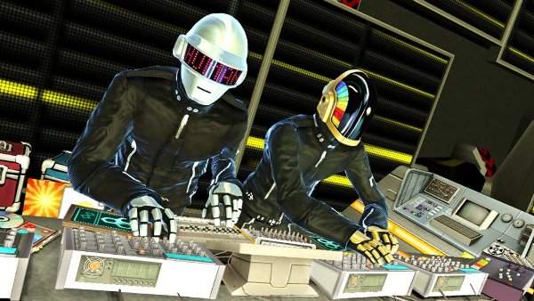 DJ Hero > Daft Punk