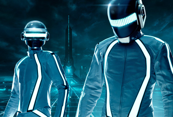 Daft Punk > TRON: Legacy