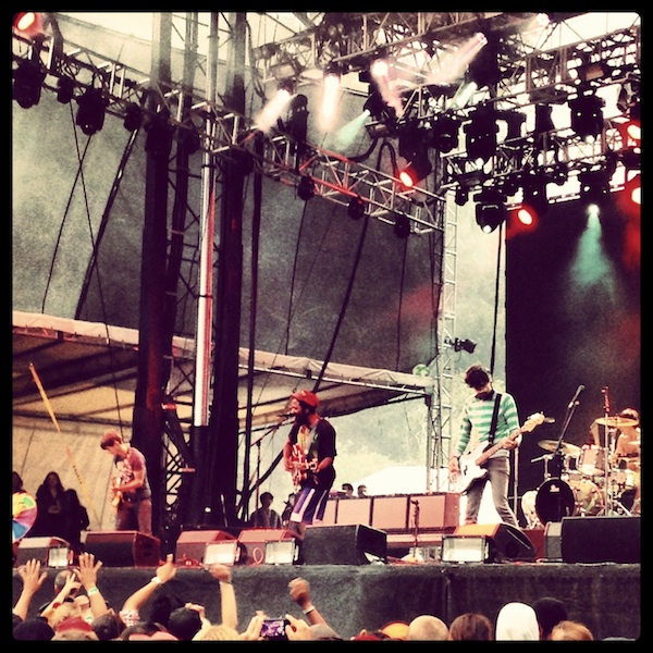 Bloc Party >> Outside Lands