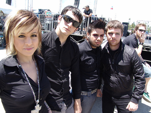Shiny Toy Guns >> III