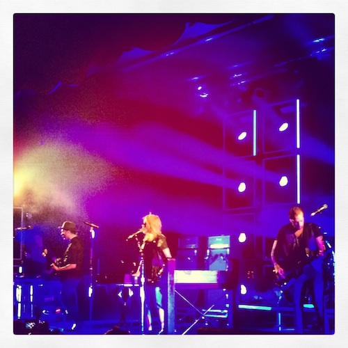 Metric >> Marquee Theatre