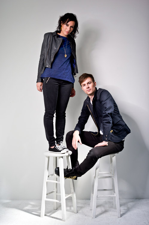 Matt and Kim >> Lightning Tour