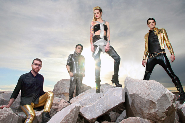 Shiny Toy Guns >> TOUR ODYSSEY