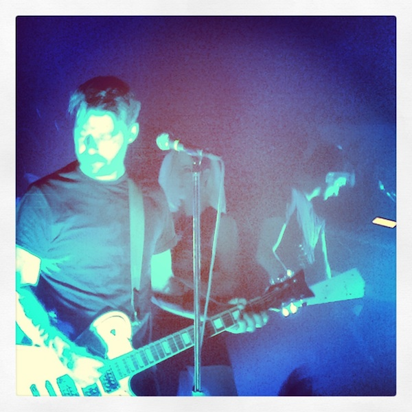Shiny Toy Guns >> The Rock