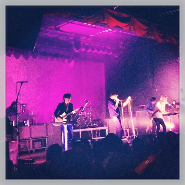 Phoenix >> Marquee Theatre