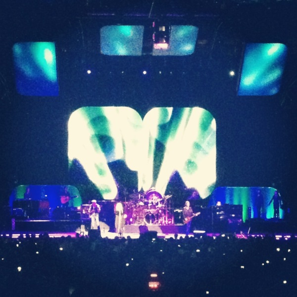 Fleetwood Mac >. US Airways Center
