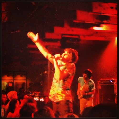 Ra Ra Riot >> Crescent Ballroom