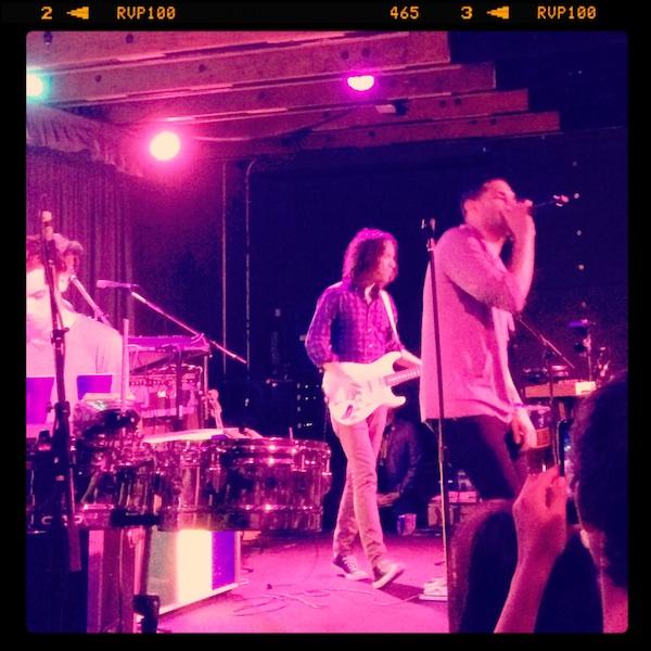 Holy Ghost! >> Crescent Ballroom