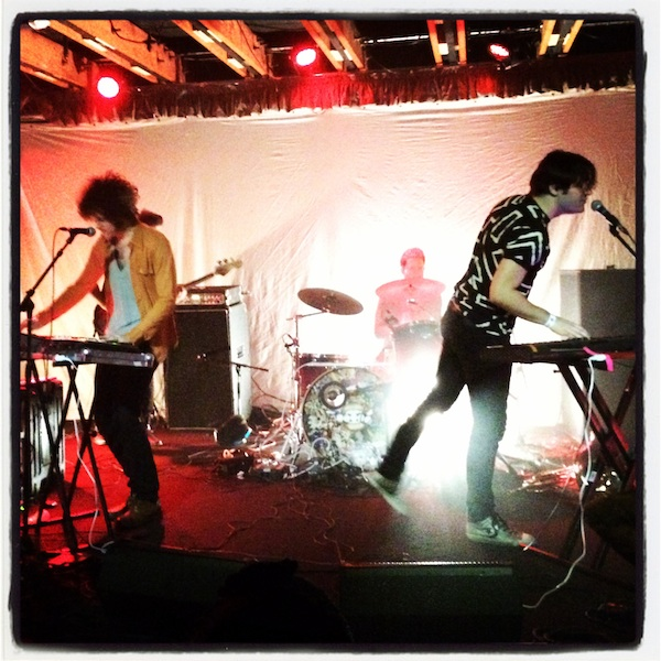 French Horn Rebellion >> Crescent Ballroom [Phoenix]