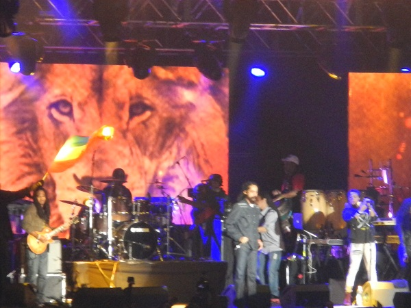 Cali Roots 2014 >> Damian Marley