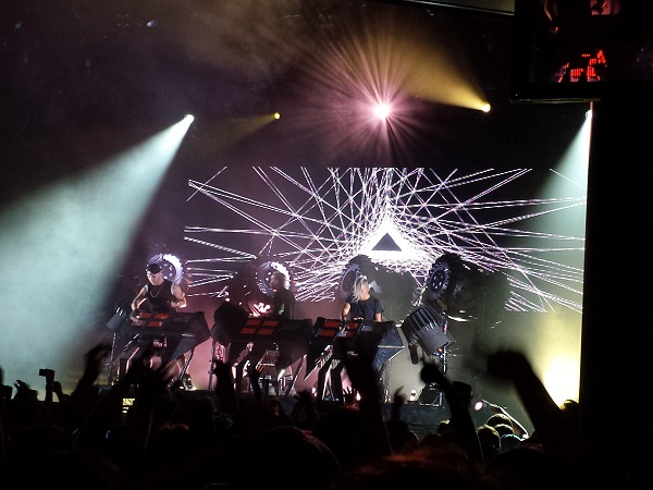 The Glitch Mob >> Club Nokia