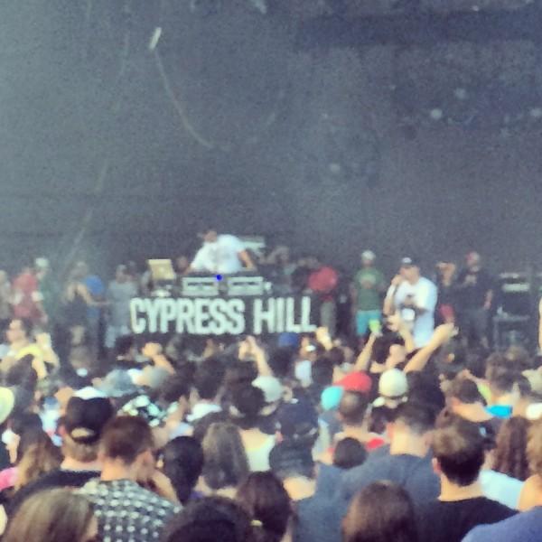 Cypress Hill >> Mesa Amphitheatre