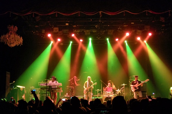New Kingston >> The Fillmore