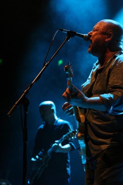 Pixies >> San Francisco Masonic Auditorium