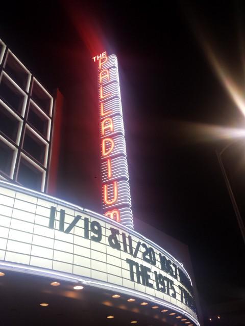 The 1975 >> Hollywood Palladium