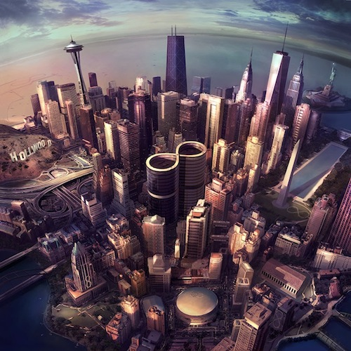 Foo Fighters >> Sonic Highways
