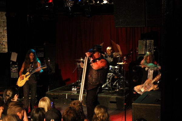 Texas Hippie Coalition >> Masquerade Atlanta