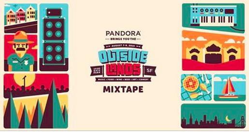 Outside Lands 2015 Mixtape