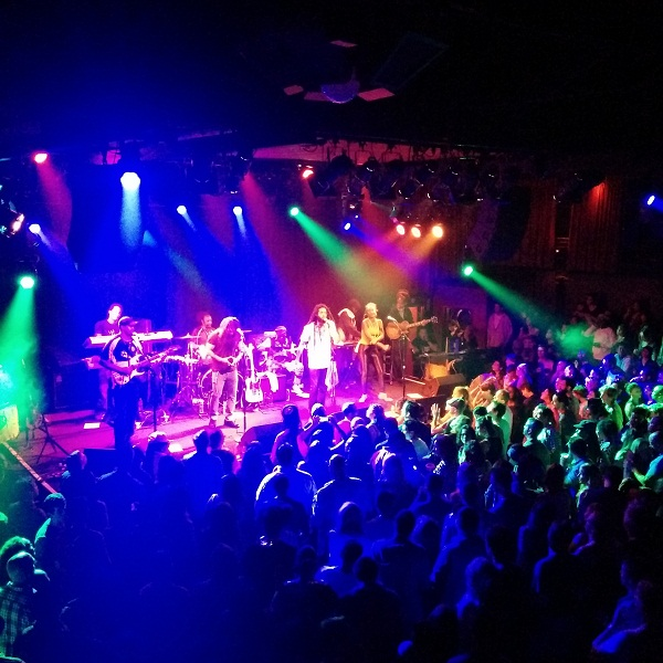The Wailers >> San Francisco